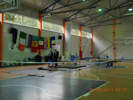 Finale Monde WDFPF Estonie - 16/17/18 Septembre 2011