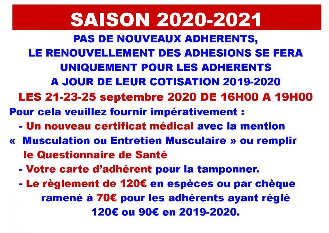 Adhesion readhesion 2020 2022