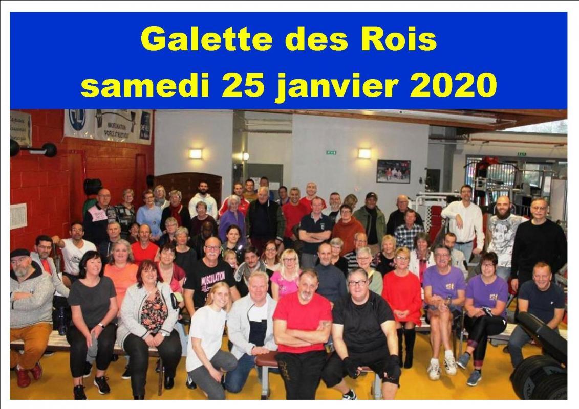 Galette des rois 2020 2